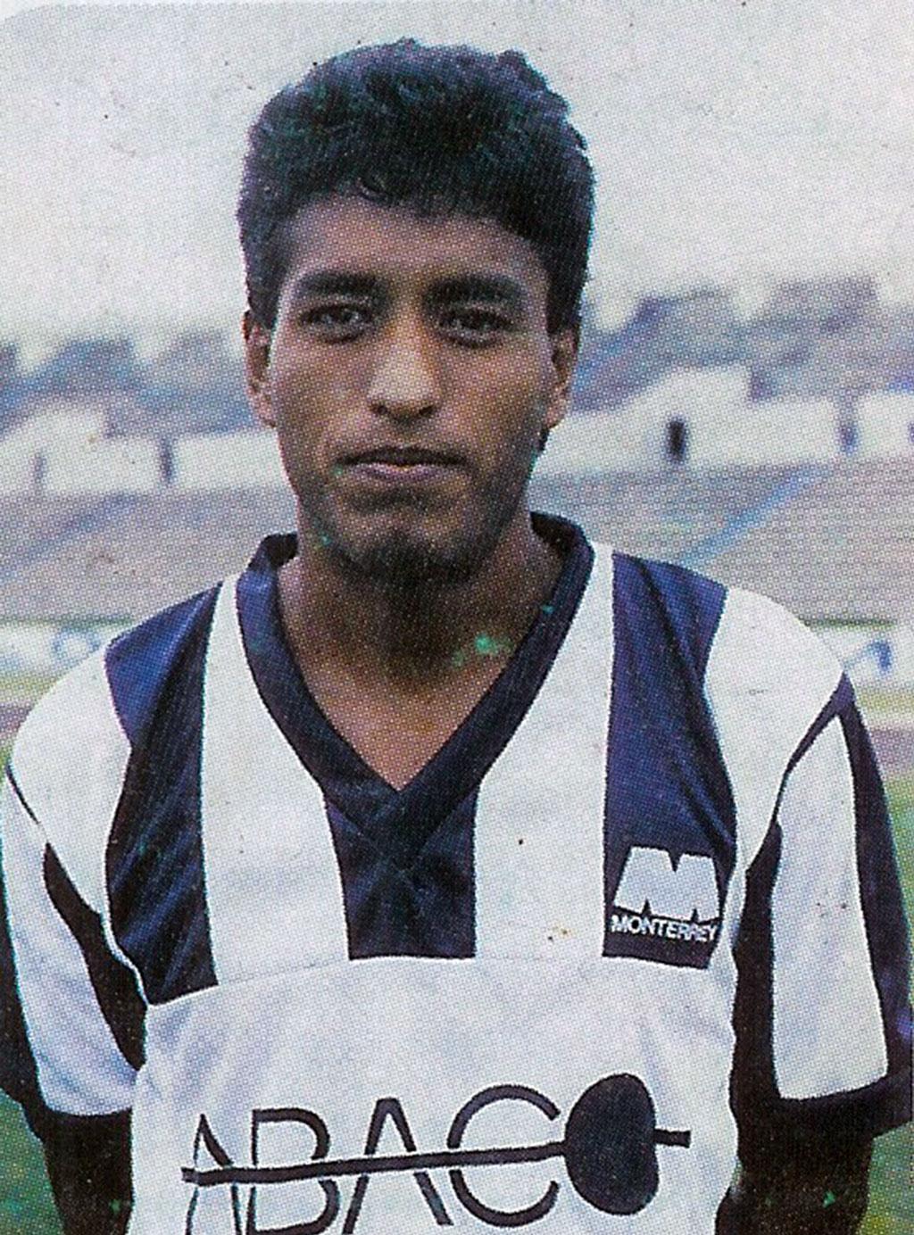 """Alberto """"Guamerú"""" García"""