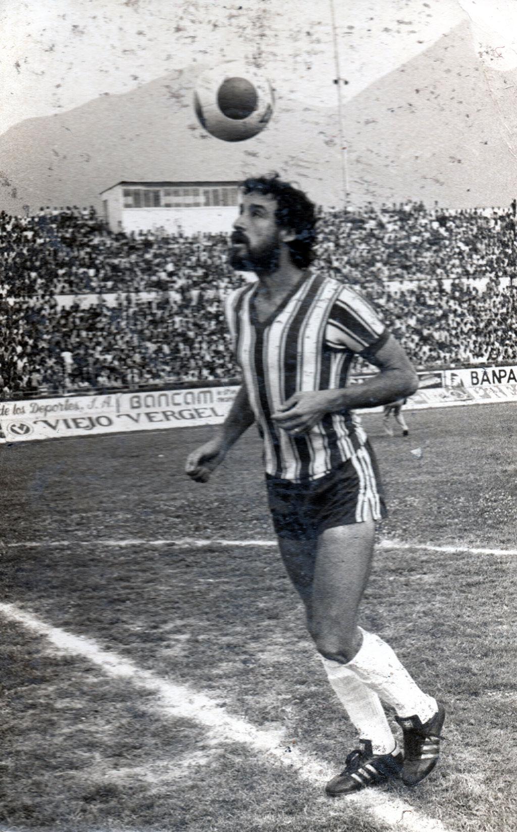 Alberto Cardaccio fue clave recuperando balones