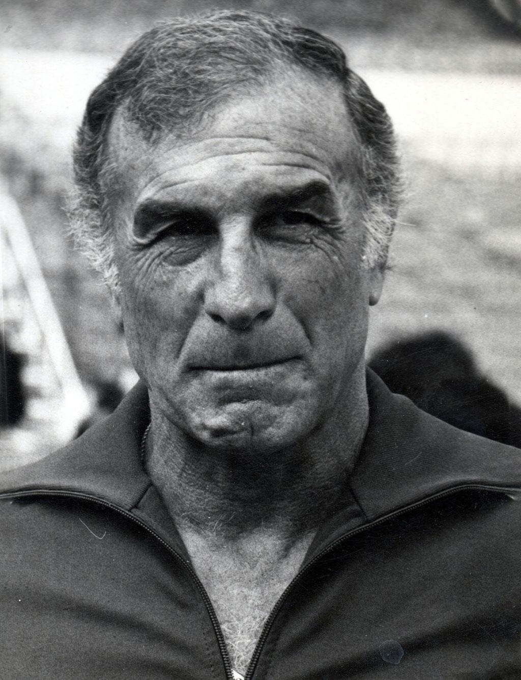 Pedro Dellacha, director técnico de los Rayados de Monterrey
