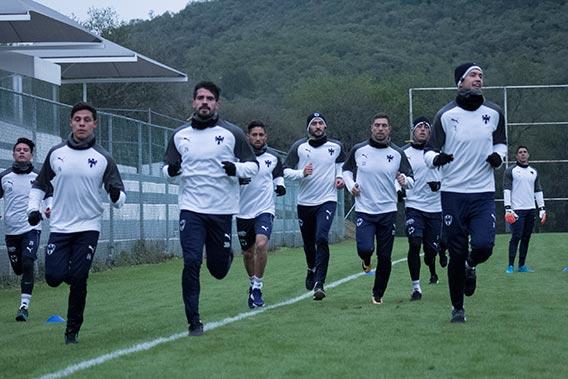 Jornada Rayada: Rayados regresa a los entrenamientos - Sitio ...